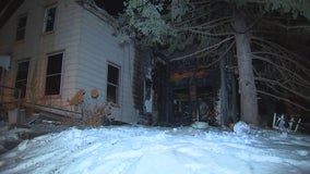 1 dead, 1 injured in house fire in Hudson, Wisconsin