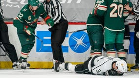 'It's a bad hit': Wild's Kevin Fiala returns from 3-game suspension