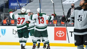 Wild take 2-0 start to Anaheim after pair of comeback wins