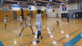 'We're a big family': Minneapolis North Polars embrace return to the court