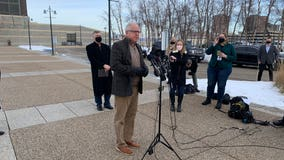 Walz calling up National Guard to deal with threats of violence at state Capitol