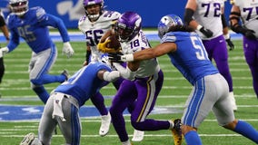 Jefferson passes Randy Moss, sets Vikings rookie receiving yardage franchise record