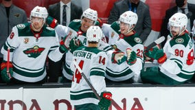 Wild come home 3-1 after finishing road trip with win over Anaheim