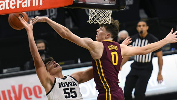 Gophers put 11-0 home record on the line against Maryland Saturday