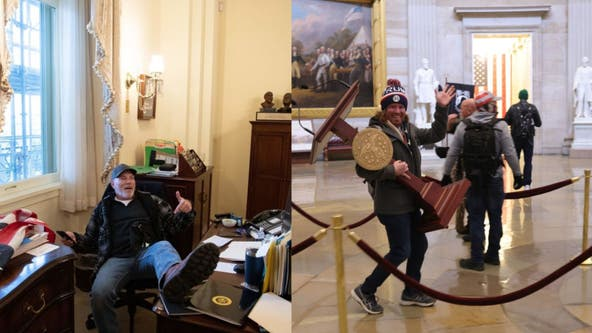 Leaders point out differences in police response to Black Lives Matter protesters versus Capitol rioters