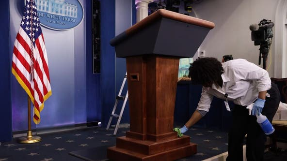 Inauguration Day 2021: Extra COVID-19 cleaning at White House reportedly costing nearly $500K