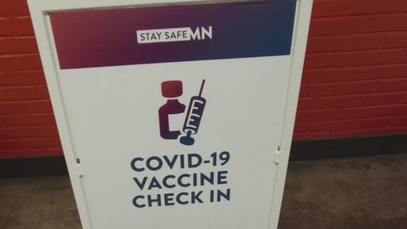 Minnesota administers record 70,000 COVID-19 vaccines Sunday