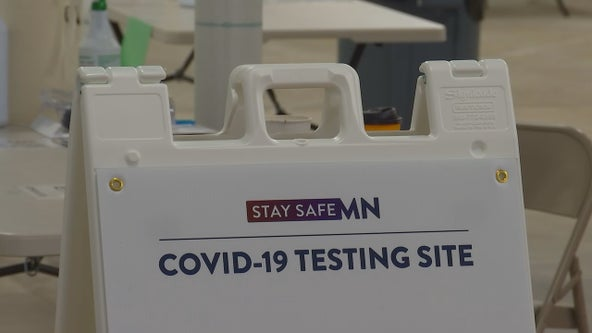 4 COVID-19 testing sites in Minnesota will be closed Friday due to weather