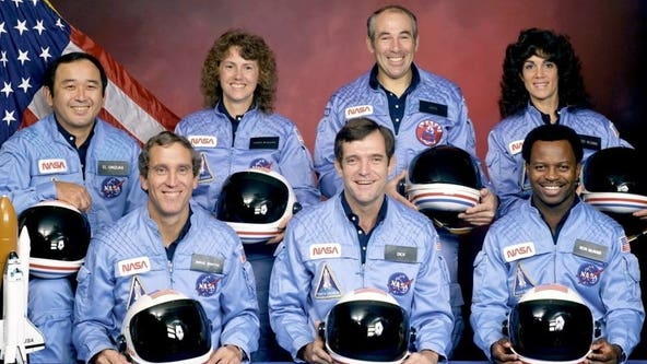 Remembering Challenger: 35 years since tragic explosion