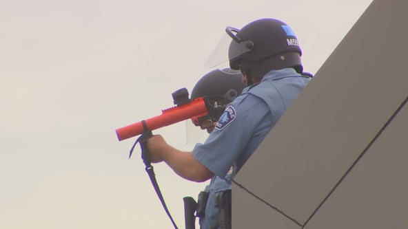 University of Minnesota study examines serious injuries caused by less-lethal police weapons