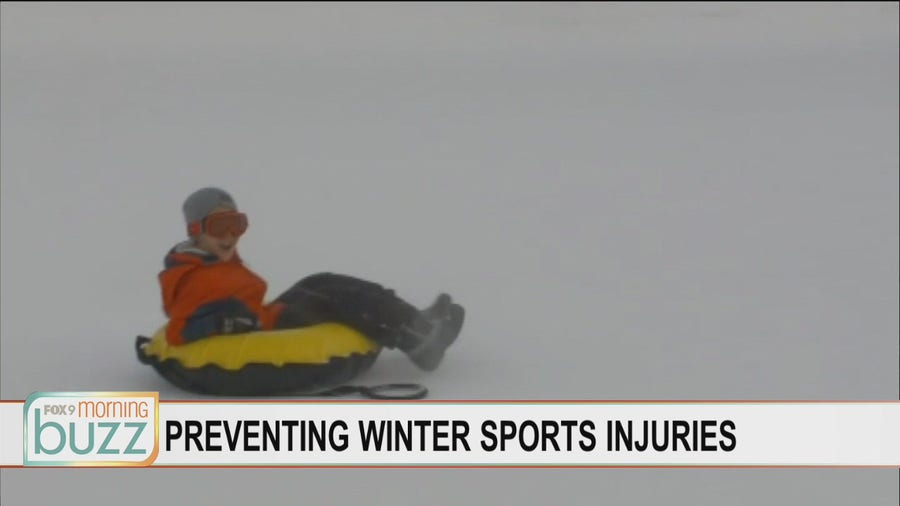 Preventing winter sports injuries in kids