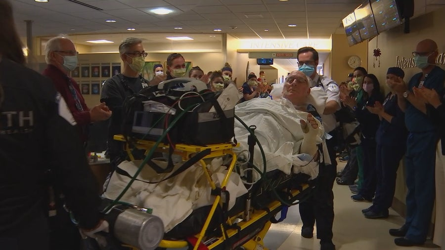 'A real struggle': 74-year-old COVID-19 survivor released after 70 days hospitalized