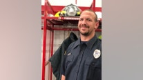 Wisconsin firefighter hit by bullet while responding to fire