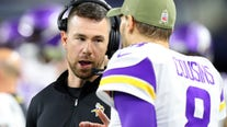 Report: Vikings to promote Klint Kubiak to offensive coordinator