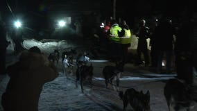After finish-line battle, musher becomes 1st woman to win John Beargrease Sled Dog Marathon in 2 decades