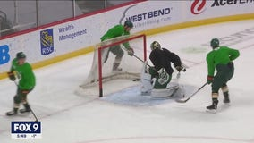 Minnesota Wild back at practice after COVID-19 outbreak