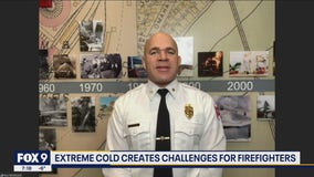 Extreme cold creates challenges for Minnesota firefighters