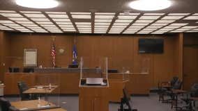 First look at Minneapolis courtroom where Derek Chauvin will be tried
