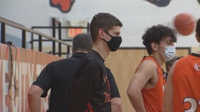 Lake City athlete with special needs gets chance to suit up for the varsity basketball team
