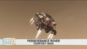 What the new Perseverance Rover will be getting up to on Mars