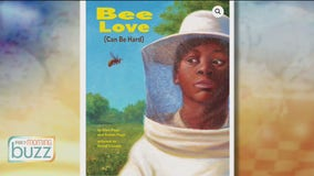 "Justice Alan Page joins the Buzz to chat about his new book ""Bee Love (Can Be Hard)"""