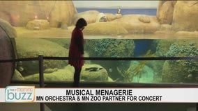 Minnesota Orchestra partners with the Minnesota Zoo for a wild concert