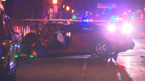 Man dies in early morning crash in Minneapolis