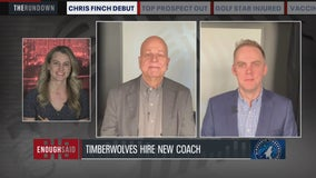Enough Said: Wolves get new coach, Woods recovering after crash