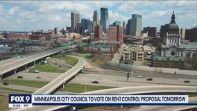 Minneapolis City Council to consider rent stabilization measure on Friday