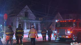 1 dead, 2 rescued in house fire in Minneapolis' Jordan neighborhood