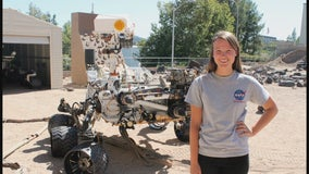 Minnesota teacher with NASA research ties celebrates Mars rover landing