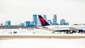 Why planes departing from MSP Airport gain altitude faster in the cold