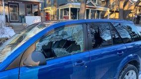 'I was really shaken': Vandal shatters car windows in Powderhorn neighborhood block