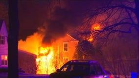 Woman injured in house fire in Minneapolis' Diamond Lake neighborhood