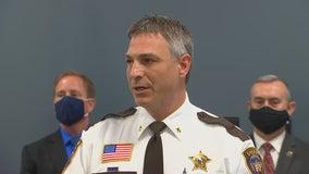 Sheriff applauds 'heroic' Buffalo shooting response, redirects blame