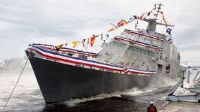 USS Minneapolis-St. Paul's commissioning on hold after defect discovered