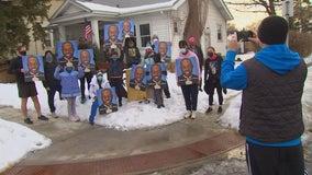 Minnesotans run in honor of anniversary of Ahmaud Arbery's death