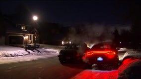 1 hospitalized, 1 in custody after overnight shooting in Eden Prairie, Minnesota