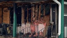 1 found dead after fire in Seward neighborhood of Minneapolis