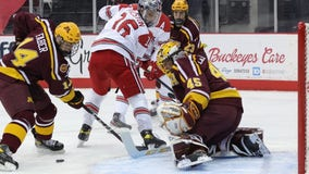 Gophers men's hockey take third-seed spot in NCAA hockey tournament