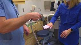 New device allows for faster treatment of frostbite patients