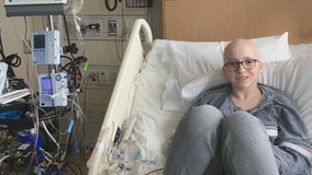 Minnesota teen battling rare form of leukemia launches fundraiser for cancer research
