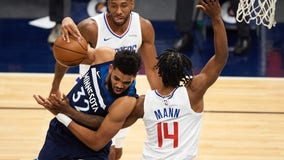 Timberwolves get COVID-19 vaccine ahead of traveling to Indiana Wednesday