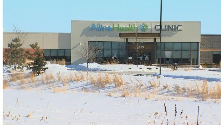 Allina Clinic shooting