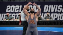 Gable Steveson ready for '1 more ride' with Gophers wrestling before WWE