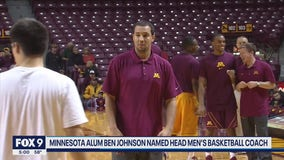 Ben Johnson to replace Richard Pitino as Gophers basketball coach