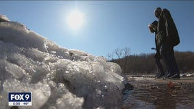 Warm-up has Minnesotans thinking of spring