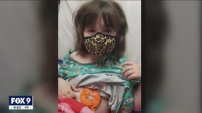4-year-old girl to be youngest in family to receive kidney transplant