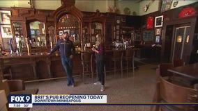Brit's Pub ready to reopen
