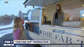 New bar on wheels brings the party right to your driveway
